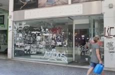 This Greek shopping street used to be the 10th most expensive in the world