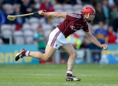 Fergal Moore starts for Galway this weekend.