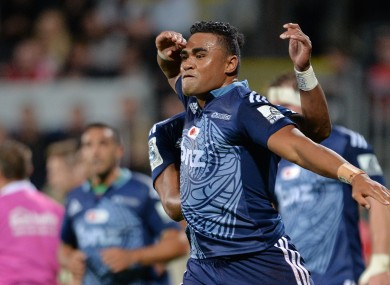 Saili joins on a two-year deal from the Blues.