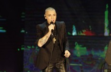 Sinead O'Connor is teaming up with Conor McGregor for UFC 189
