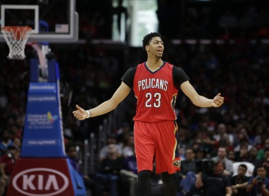 Anthony Davis is now a very rich man.