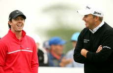 'He likes playing football, what's wrong with that?' – Lowry defends McIlroy's kickabout