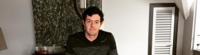 Football game puts Rory McIlroy's Open defence in doubt