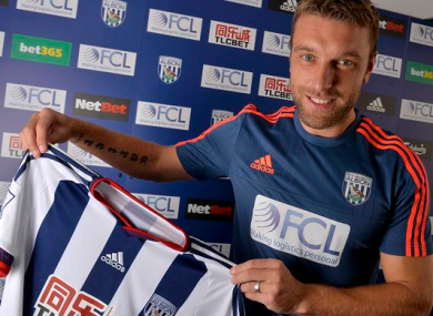 The striker scored just two league goals last term.