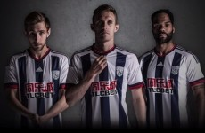 West Brom's promo video for their new kit has us scratching our heads