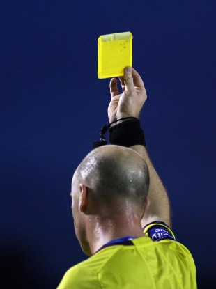 Could more referees take to social media to explain their decisions?