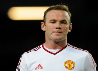 Rooney says he's confident the goals will come.
