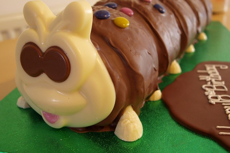 7 reasons Colin the Caterpillar is simply the ultimate birthday cake