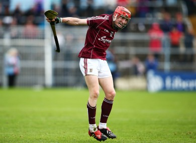 Conor Whelan is now a Galway senior star.