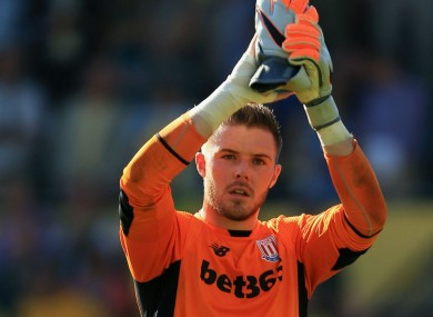 Butland was in superb form today.