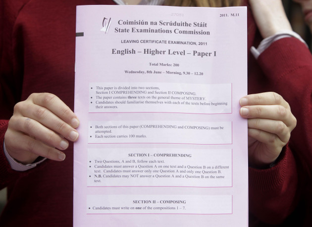 Japanese student pass exam 2 5