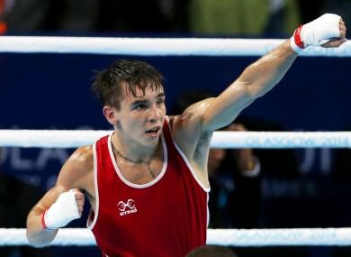 Belfast bantamweight Mick Conlan.