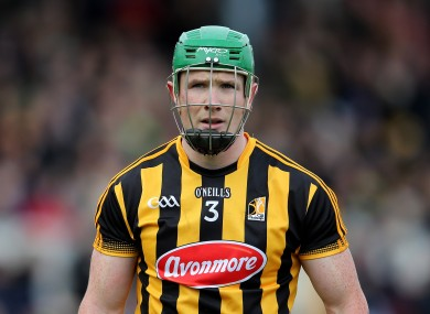 Paul Murphy isn't getting hung up on Kilkenny's retirements and injuries.