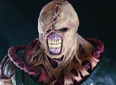 The Nemesis from Resident Evil II.