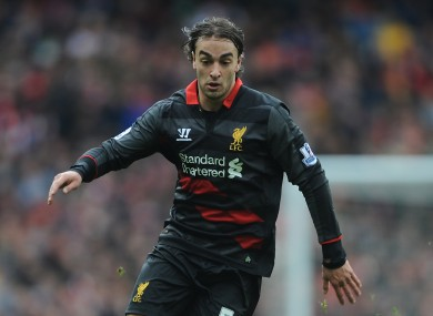 Markovic has made just 11 Premier League starts.