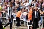 Newcastle's �17.8m signing consolidates bad-boy reputation with straight red card