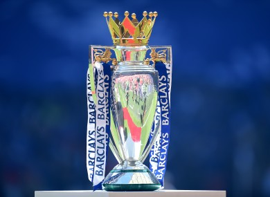 The Premier League gets back underway this weekend.