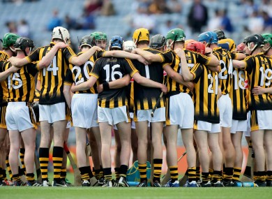 Kilkenny and Galway played out a thriller in Croke Park on Sunday.