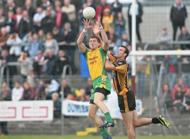 Corofin's Kieran Fitzgerald and Mountbellew-Moylough's Joe Bergin will be in opposition in next month's Galway county final.