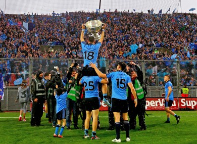 You can't take anything from Dublin but 2015 won't live long in the memory.