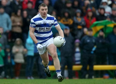 Brian Hurley in action during Castlehaven's 2013 run to glory.