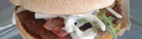 The new Irish McDonald's burger looks a little different in person – here's our verdict