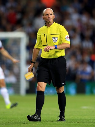 97,000 fans and counting have a signed the petition to stop Mike Dean refereeing future Arsenal games.