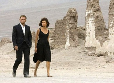 Quantum of Solace, RTÉ One.
