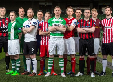 There are currently 12 teams in the Airtricity League Premier Division.
