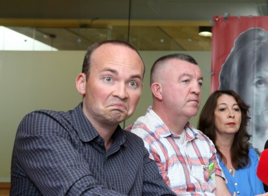 Paul Murphy TD has said the decisions were based on 'political policing'.