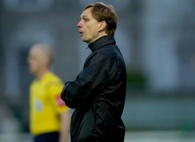 Maciej Tarnogrodzki managed Bray on an interim basis earlier this season.