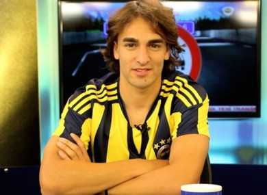 Markovic is currently on loan at Fenerbahce.
