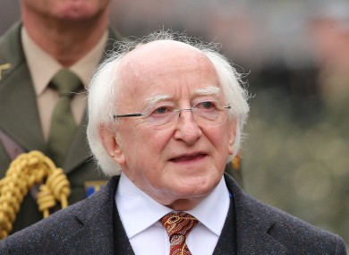 Poll: Would you re-elect Michael D Higgins? · TheJournal.ie