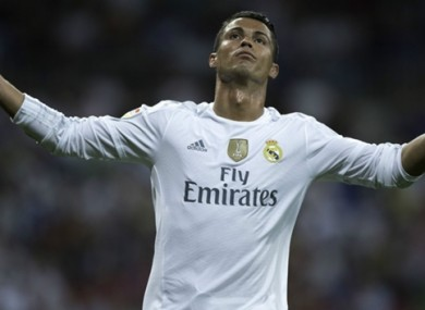 Ronaldo recently became Real Madrid's record goalscorer.