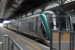 Person dies after being struck by train in Kildare