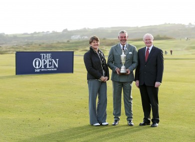 A new era for Royal Portrush, a new era for Irish golf.