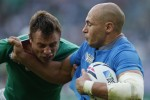 Sergio Parisse: 'Ireland kicked a lot and didn�t take any risks and that�s what they�re good it'