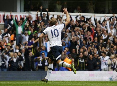 Can Harry Kane keep the scoring going at Swansea this weekend?
