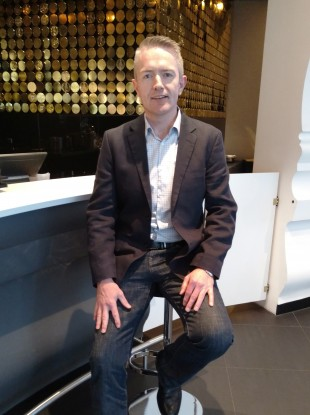 Niall O'Gorman (pictured) who co-founded ChannelSight with John Beckett and Kieran Dundon.