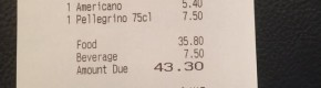 Incredibly, this ISN'T the most expensive Full Irish in Dublin