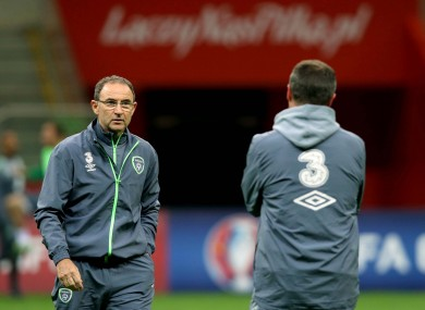 O'Neill and Keane face their biggest test yet against Poland.