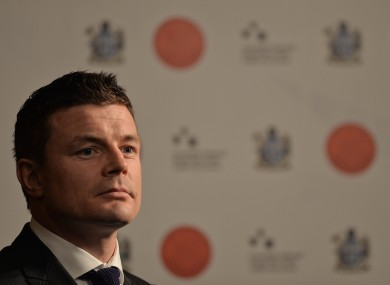 Brian O'Driscoll criticised Ireland's defence following the loss to Argentina on Sunday.