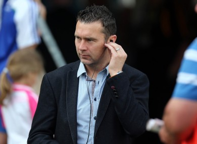 Former Armagh footballer Oisin McConville has reacted to Donegal gambling revelations.