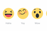 Facebook is introducing emoji reaction buttons – and Ireland is first to get them