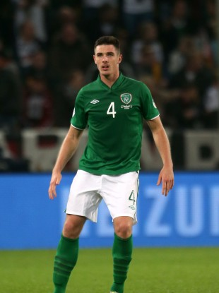 Ciaran Clark impressed in the wins over Gibraltar and Georgia.