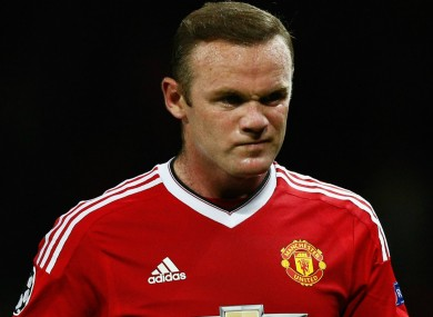 Wayne Rooney has struggled in the Premier League of late.