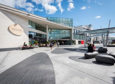 The Whitewater Shopping Centre in Newbridge, Kildare