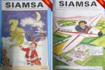 Folens Christmas annuals are 45 years old! Here's a trip down memory lane