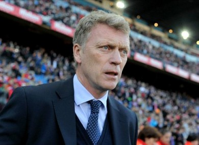 Moyes has been sacked by both Man United and Real Sociedad.
