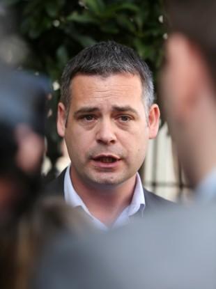 Sinn Féin's Pearse Doherty.